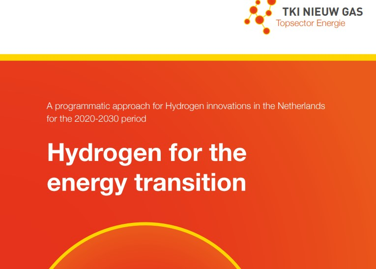 EnergyCentral: Dutch hydrogen and energy transition report.